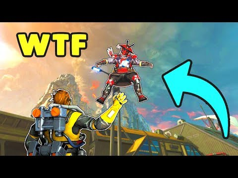 10 Minutes Of WTF In Apex Legends - NEW Apex Legends Funny & Epic Moments #143