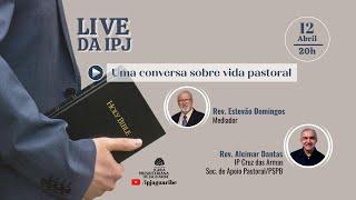 [LIVE] Uma conversa sobre vida pastoral | Rev. Alcimar Dantas