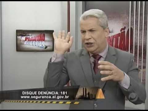 Plantão Alagoanas (20/02/2018) - Parte 1