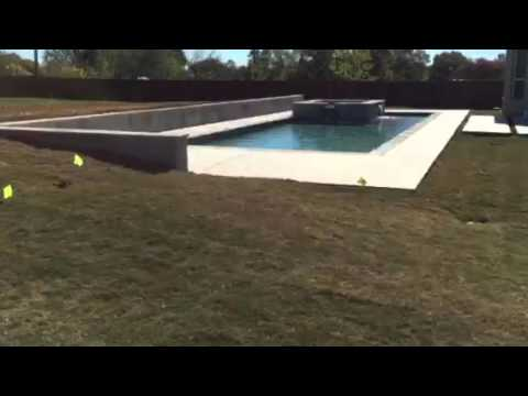 High Quality BMR Pool And Patio V01