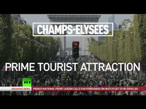 Champs-Elysees shooting: 'Terrorist' gunman kills police officer, injures 3 others