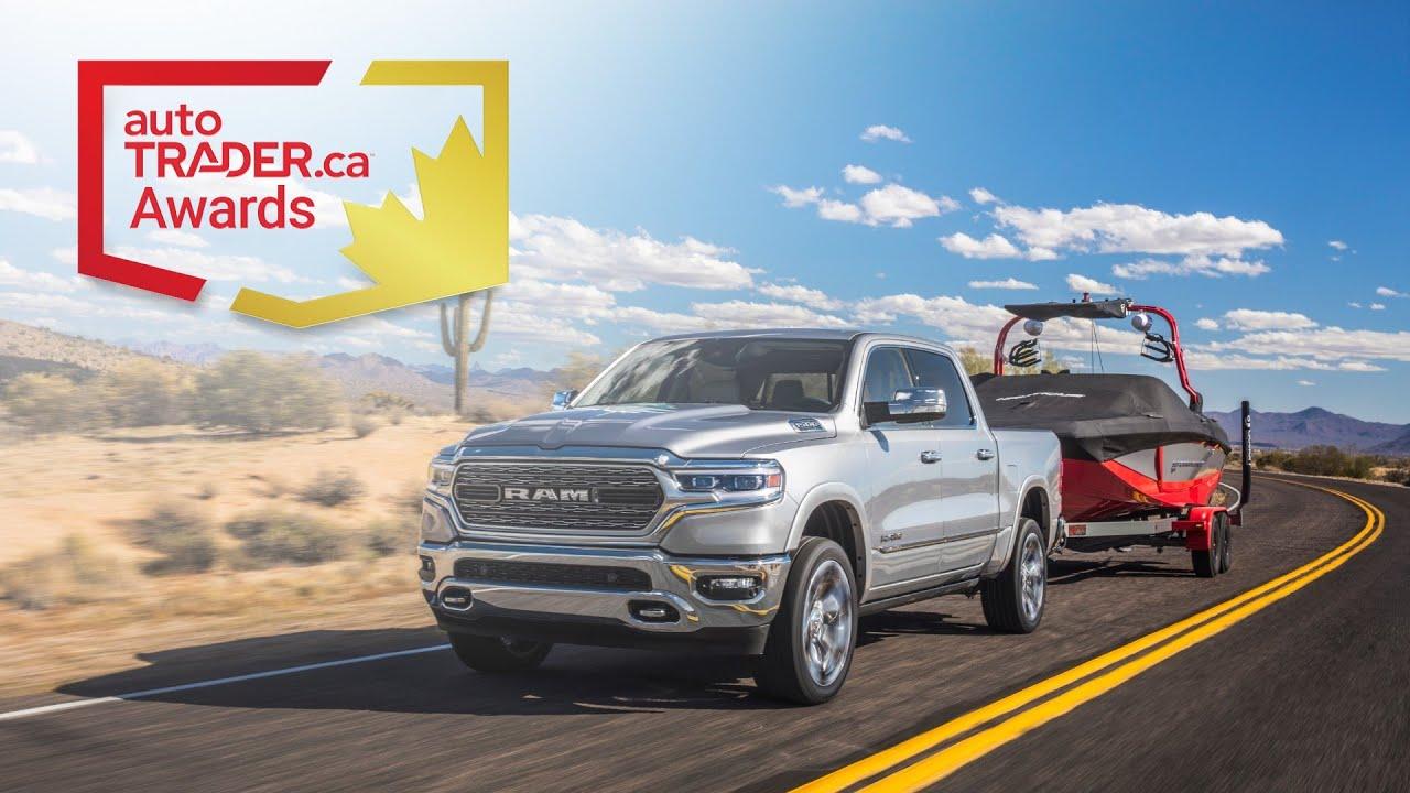 2020 Autotrader Ca Awards Best Full Size Truck Ram 1500 Youtube
