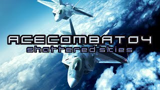 Ace Combat 04: Shattered Skies. Full campaign