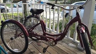 Random Bits 0075: Schwinn Meridian Tricycle Assembly