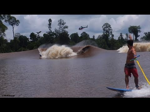 Seven Ghosts Ep3 - It Is True - Amazing Tidal Bore Surfing