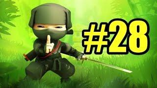 Смотреть мини ниндзя Прохождение #28