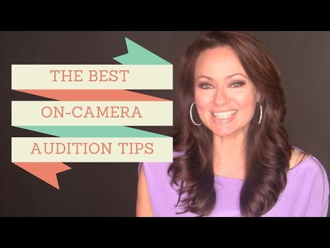 How to be a TV Host- Best Audition Tips for TV Hosts/On Air Experts/Influencers