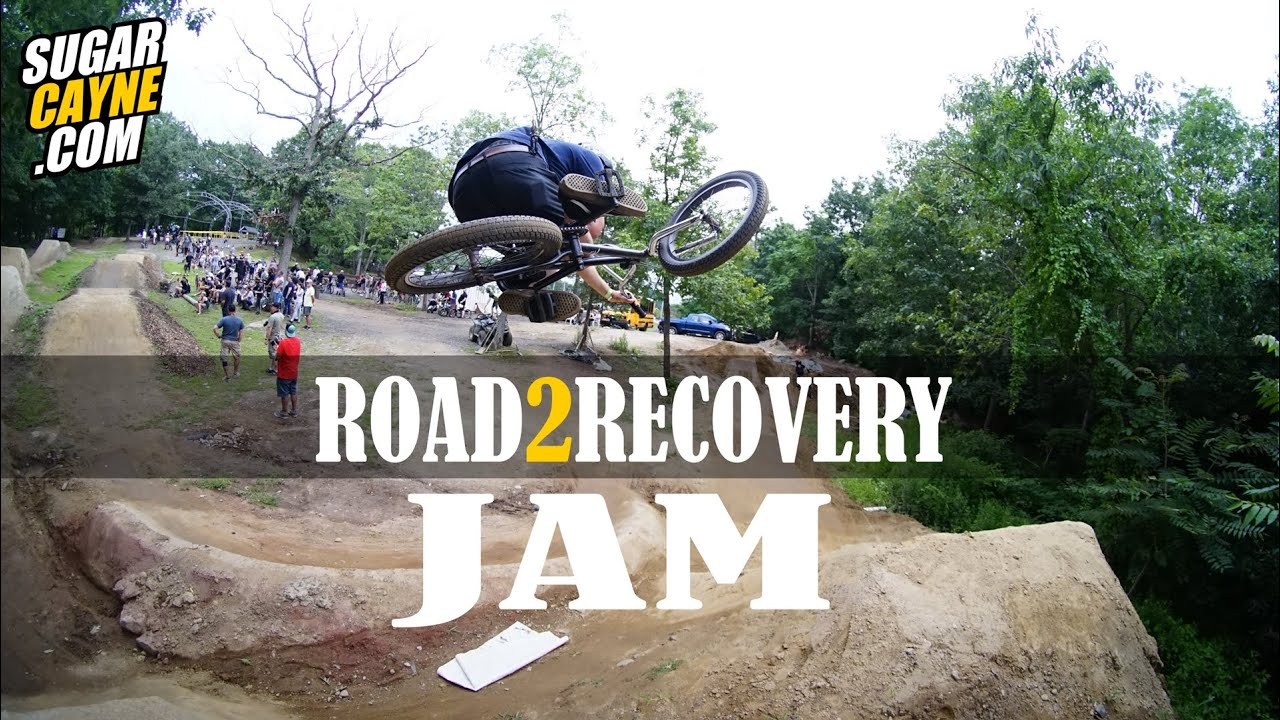 Road 2 Recovery JAM BMX Action & Behind The Scenes