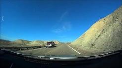 Navajo Drive-US 64-Shiprock NM to Teec Nos Pos AZ timelapse drive