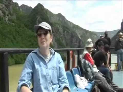 BRURIA TRIP TO ALBANIA  המסע של ברוריה וצבי לאלבניה