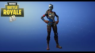 Fortnite Battle Royale / Con La Skin Dama Real / Victoria / 10 Kills / PR