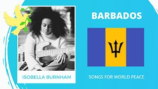 Barbados🇧🇧 - Isobella Burnham - Wuhloss - Songs for World Peace 2020