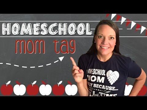 Homeschool Mom Tag
