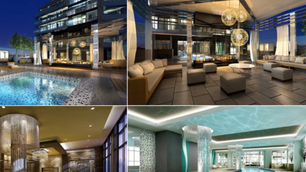 Beverly Hill Resort Residences Richmond Hill Youtube