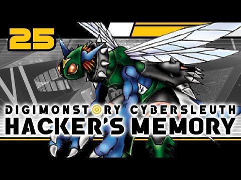STOLEN IDENTITY! - Digimon: Cyber Sleuth: Hacker's Memory w/ Sacred: Part 25 Gameplay Walkthrough