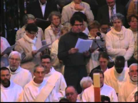 Ordination épiscopale de Mgr Laurent Percerou, rite de l'ordination