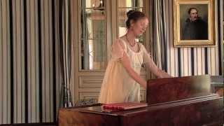 Queen Hortense at Arenenberg - Les jeunes rêves d