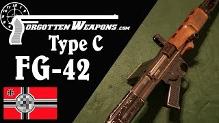 Pre-Production FG-42 (Type C)