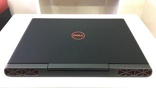 Đánh giá Dell Inspiron 7566 i7 6700HQ|8GB DDR4|128G SSD+500GB HDD|VGA GTX 960M 4GB|15.6 FHD