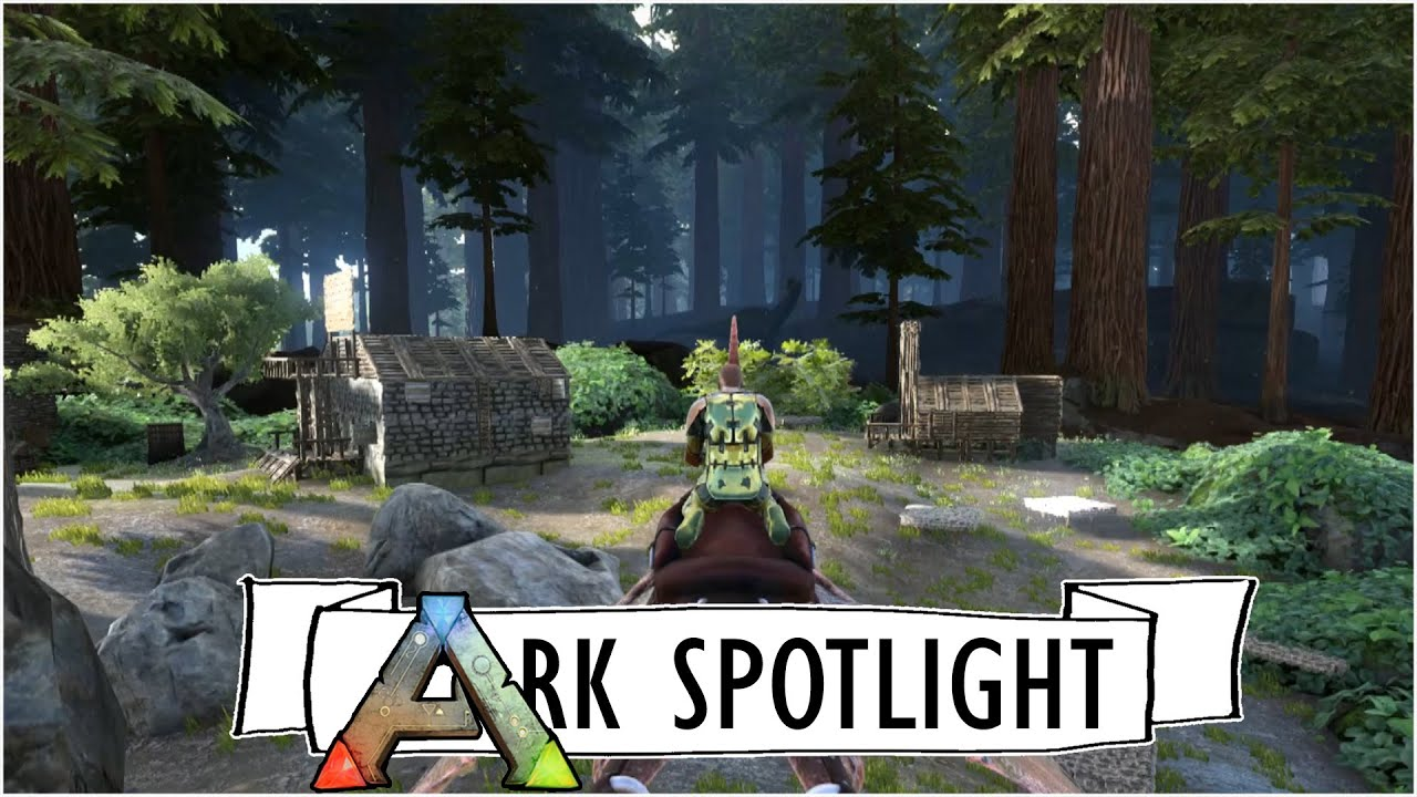 Exploring the new redwoods brand new ark biome ark patch 243 brand new ark biome ark patch 243 redwoods deep forest spotlight malvernweather