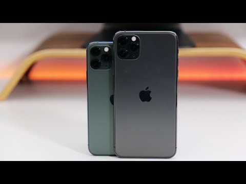 iPhone 11 Pro vs iPhone 11 Pro Max - Which should you choose?