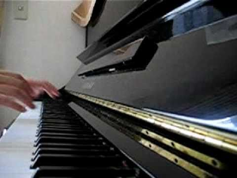Vocaloid - Cantarella 『カンタレラ』 (piano)
