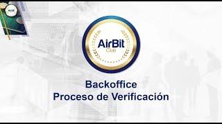 Verificación de cuentas Airbit Club 3.0