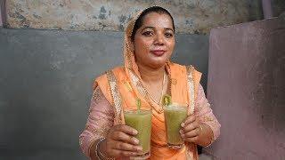 Kiwi Juice 🍹 Summer Drinks 🍹 Kiwi 🍹 Mojito 🍹 Punjabi Village Food Factory