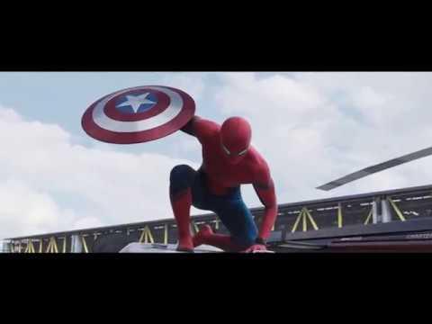 SPIDERMAN: HOMECOMING trailer BG sub
