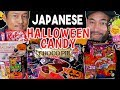 Trying Japanese Halloween Candy
