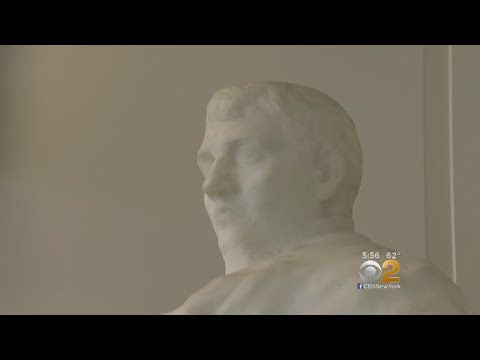 Surprising Discovery About Statue Found In New Jersey