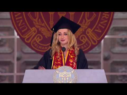 Cooper Nelson----Commencement Valedictorian Speech At The University Of Southern California