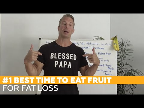 #1-best-time-to-eat-fruit-for-fat-loss