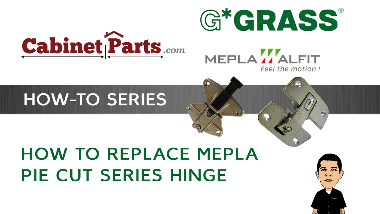 The Infamous Mepla Hinge - Replacing Corner Cabinet Hinges