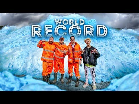 WORLD RECORD - ELEPHANT TOOTHPASTE! feat Maslennikov, Stoliarov. ENG SUB