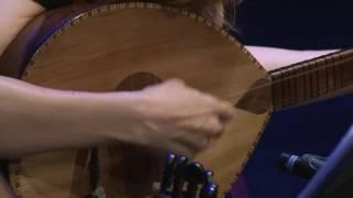 بتندم وحياة عيوني بتندم أداء رائع لنسرينا وعزف أوركسترا لبنان السلام على البزق (حنان حلواني).