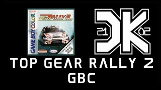 Top Gear Rally 2 (GBC) - Opening Theme [Metal Cover]
