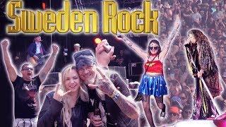 SWEDEN ROCK FESTIVAL 2017 COMPILATION
