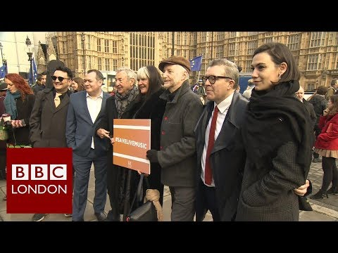 Campaign to protect London's music venues – BBC London News