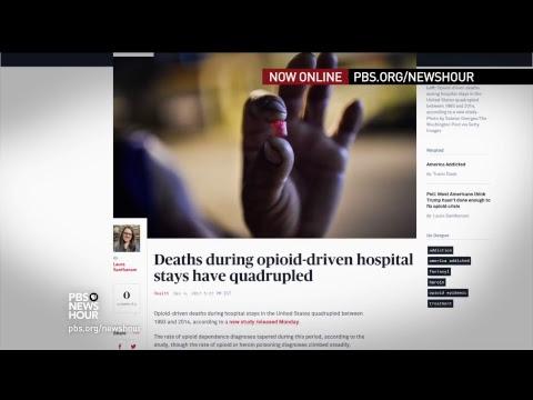 PBS NewsHour full episode, December 4, 2017