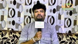 Hrish Narayanan At Jambulingam 3D Movie Team Interview