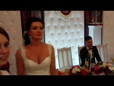 Песня лучшей подруге на свадьбу! 27.08.16 - Ржачные видео приколы