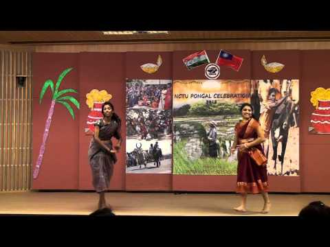 NCTU PONGAL CELEBRATION - 2015 Dandanaka Dance Group by Pavithra & Soniya