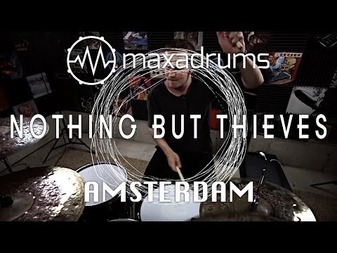 NOTHING BUT THIEVES - AMSTERDAM (Drum Cover + Transcription / Sheet Music)