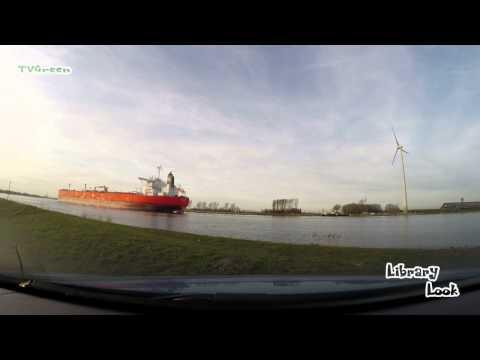 Noordzeekanaal - Formosa Plastics Marine Corporation Oiltanker (FPMC)