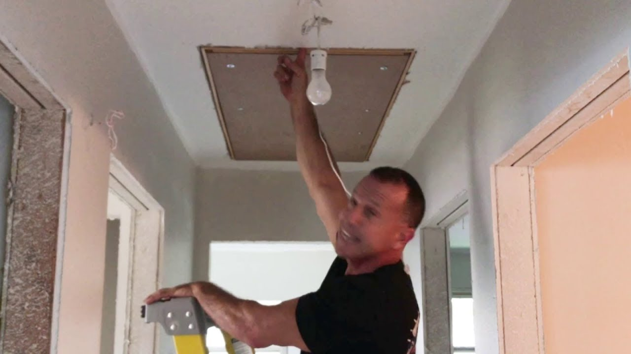 How To Remove Old Attic Ladder How To Install New Attic