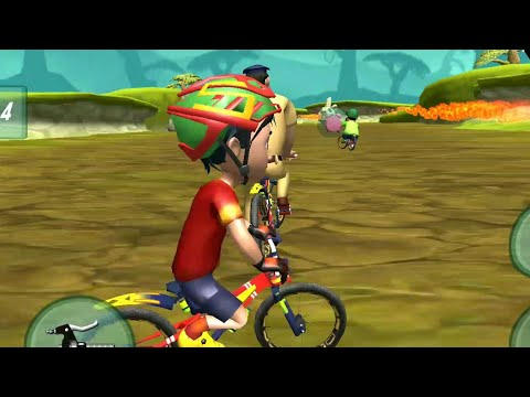 Shiva Bicycle Racing || Shiva Cycle Race || Gameplay - Games For Kids
