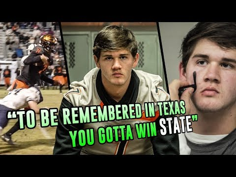 He Holds Every Texas State QB RECORD! Grant Gunnell Is The KING Of Friday Night Lights!