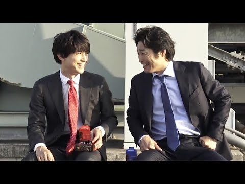 安田顕 ポリフェノールショコラ CM スチル画像。CM動画を再生できます。