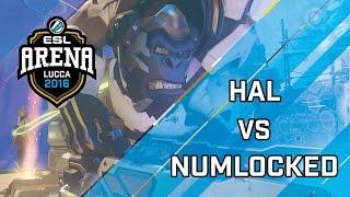 overwatch team hal vs team numlocked quarterfinal overwatch champions tournament day 2